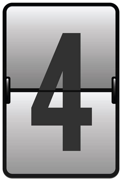 counter number  png clipart image gallery