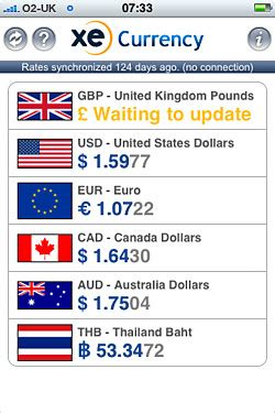 xe currency converter dollar to euro