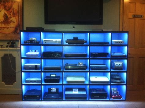 video game console cabinet video game console shelving classic video games video