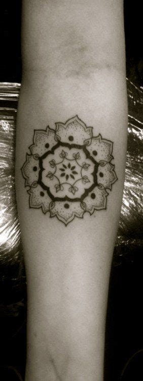 tattoo mandala simple simple mandala play with this and the compass motif