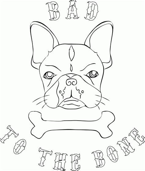 free coloring pages of bulldogs bulldog coloring page coloring home