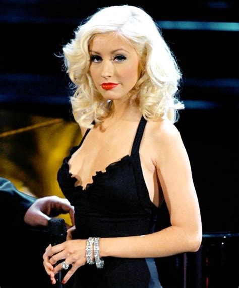 Aguilera On The Power Of Mascara by Hair And Hair