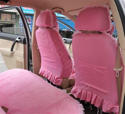 Carset Shabby Pink Katun Set 3in1 buy wholesale floral print bowknot lace universal auto car seat cover set 21pcs silk black