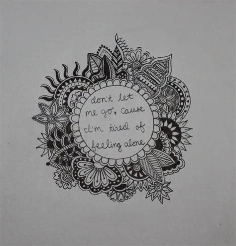 don t let me go lyric art lyric art songs and tattoo