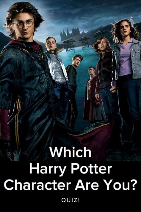 harry potter test quiz which harry potter character are you harry potter
