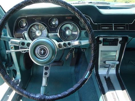 67 Mustang Interior by Mustang 67 Fastback Interior Classic Cars