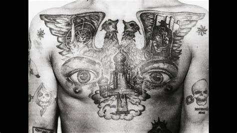 tattoo meaning russian secret meanings of russian prisoner tattoos symbols