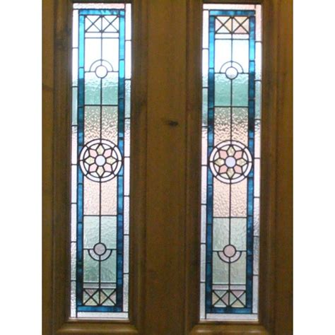 front door stained glass stained glass doors sd041