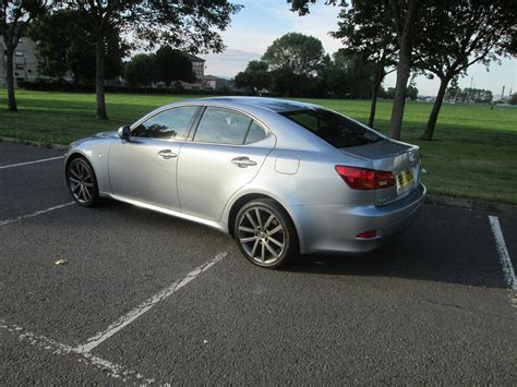 used lexus is220d used 2007 lexus is 220d for sale in stirlingshire