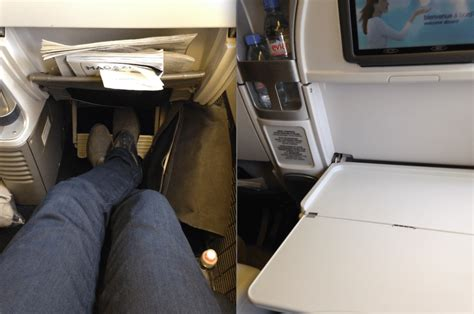 a review of air 777 200 premium economy to