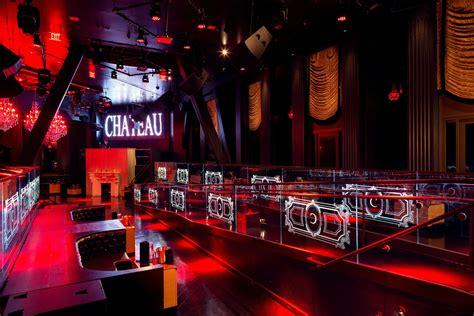 Chateau Nightclub and Rooftop Las Vegas Las Vegas Nightlife