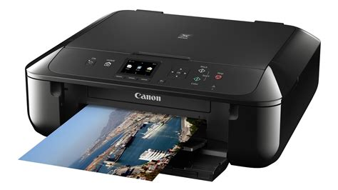 best wireless all in one printer canon pixma mg5750 review budget brilliance expert reviews