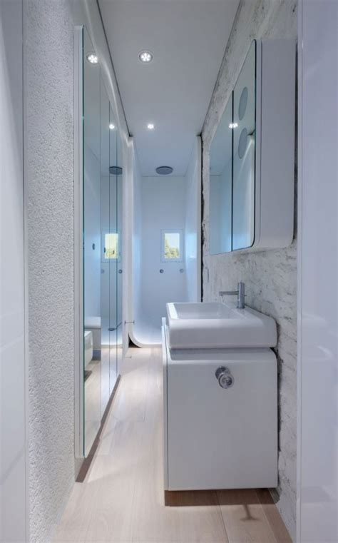 narrow bathroom designs 82 best images about home bathroom narrow on