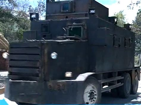 armored jeep after an attack by mexican cartel mexican drug gangs create armored narco tanks ny daily