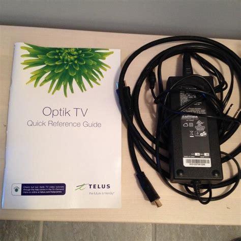 Optik Tv Mobil telus optik tv hd pvr and telus wifi router cedar nanaimo mobile