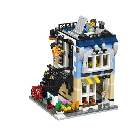 Lego Sembo 6507 Pet Shop lego creator 31026 bike shop and caf 233 lego from