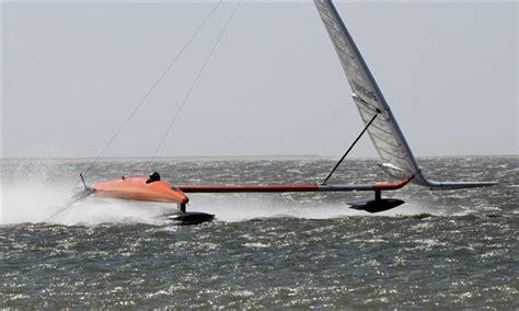 sailboat speed vestas sailrocket 2 start world speed sailing record attempt