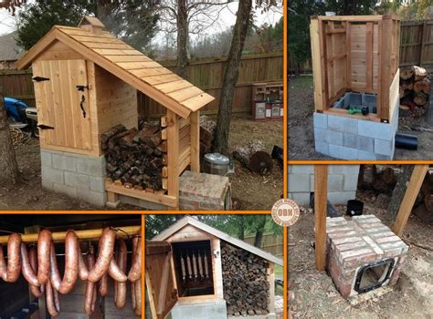diy cedar smokehouse diy cozy home