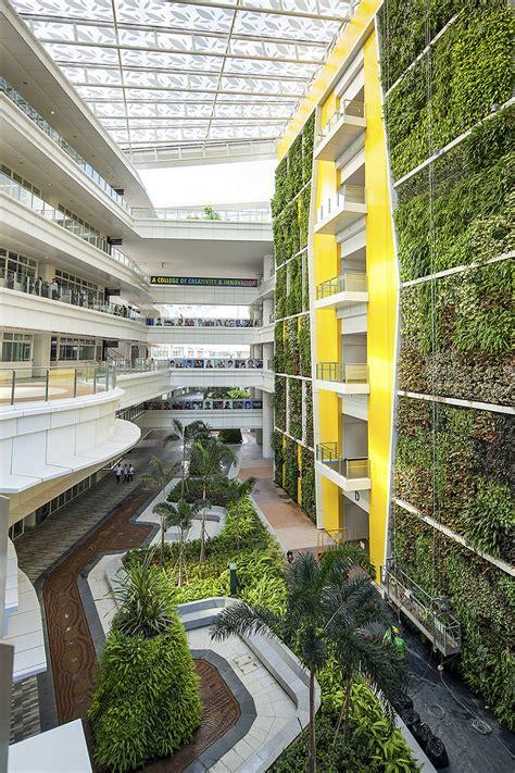 Landscape Architecture Teaching Institute Of Technical Education Singapore Grant Associates