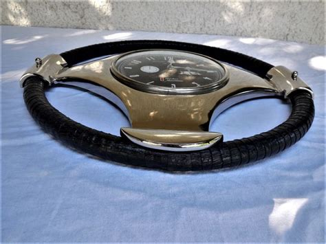 large boat steering wheel large boat wheel steering wheel leather wrapping with