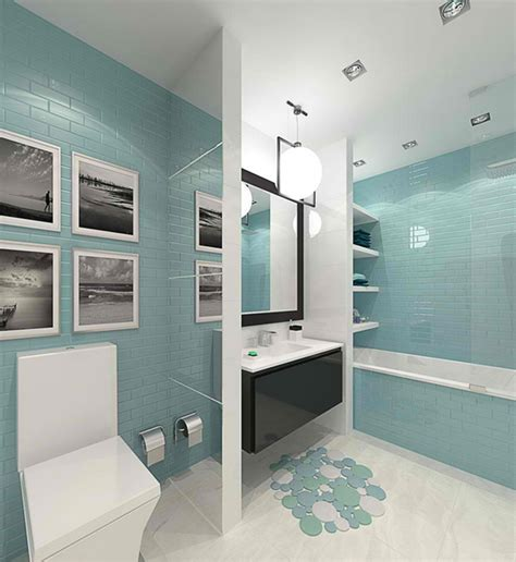 turquoise bathroom ideas turquoise interior bathroom design ideas my decorative