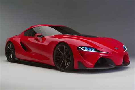 Toyota Ft1 Spec Toyota Ft 1 Sports Car Concept Revealed Modified