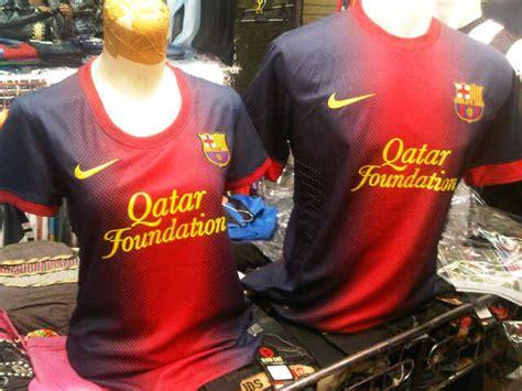 Kaos Bola Qatar Kaos Bola