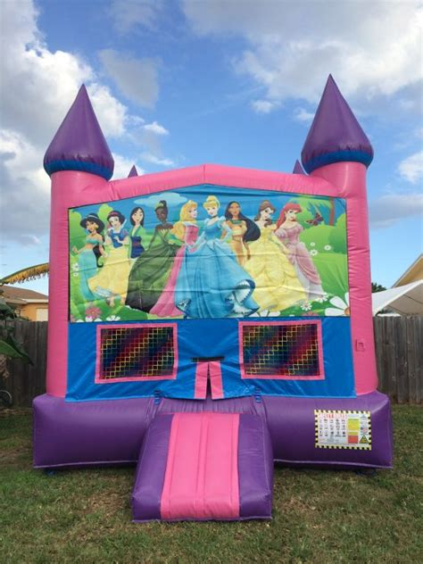 bounce houses for rent party rentals my bounce house rentals palm beach county