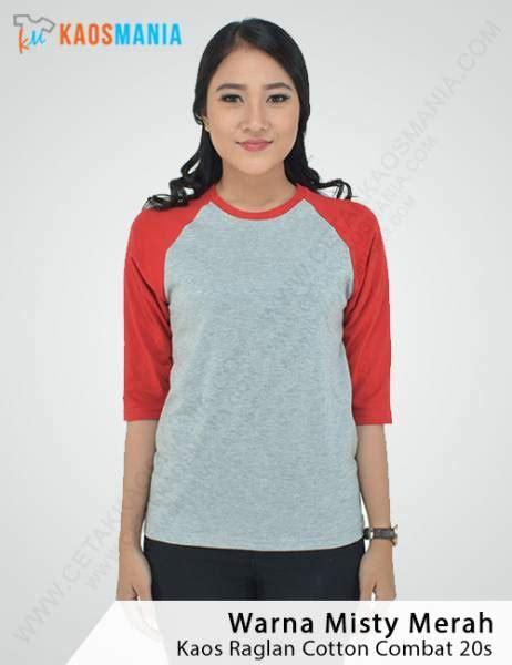Kaos Polos Combed 20s Merah Tanpa Merek harga kaos polos grosir murah bahan berkualitas 100