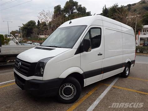 volkswagen crafter back used volkswagen crafter 2 0tdi euro 5 l2h2 pickup trucks