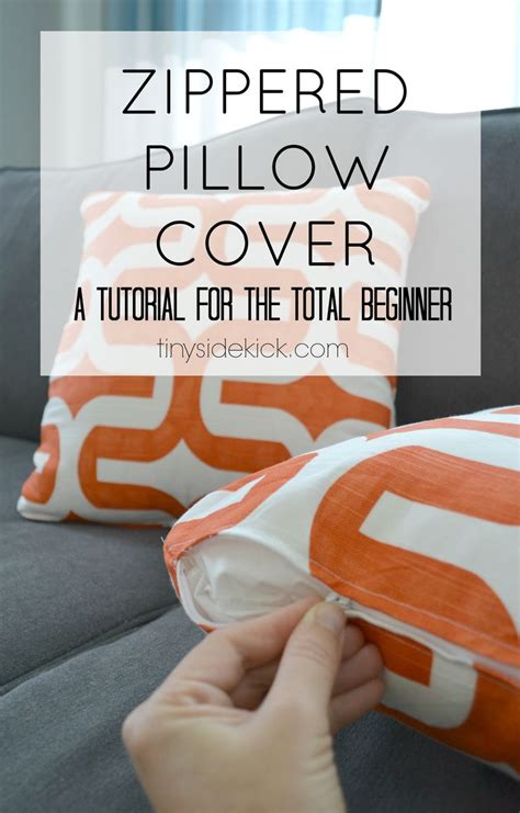 25 best ideas about pillow covers on no sew