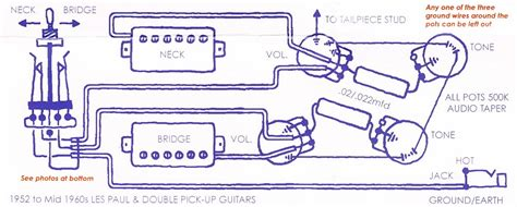 les paul modern wiring diagram les paul knobs les paul