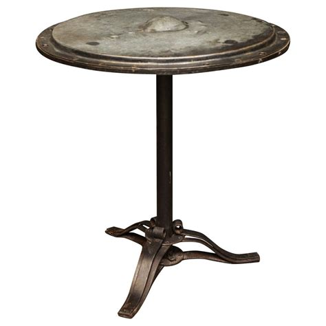 small metal table small metal table at 1stdibs