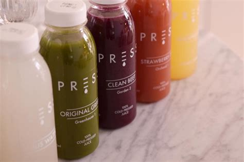 Juice Press Detox Reviews by The Juice Press Soup And Juice Cleanse