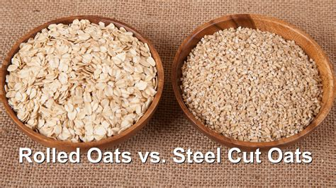 The Difference Between Steel Cut Old Fashioned Quick - steel cut oats recipe dishmaps