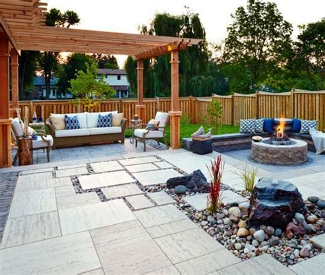Best Backyard Patio Ideas Pictures Within Backyard #21349