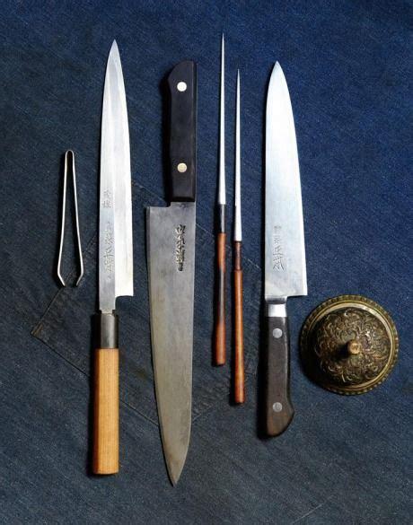 sharpening japanese kitchen knives 25 best ideas about japanese kitchen knives on