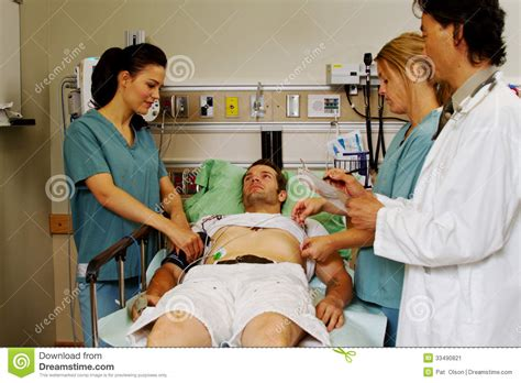 patient in emergency room patient in emergency room stock image image 33490821
