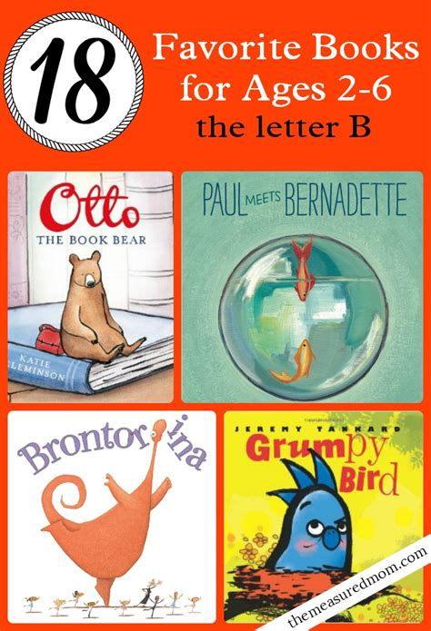 favored books 18 of the best books for letter b the measured