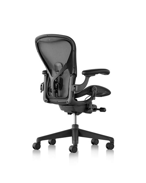herman miller aeron chair office furniture scene