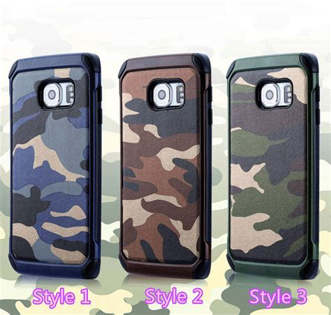 jual army armor samsung s6 anti shock slim casing
