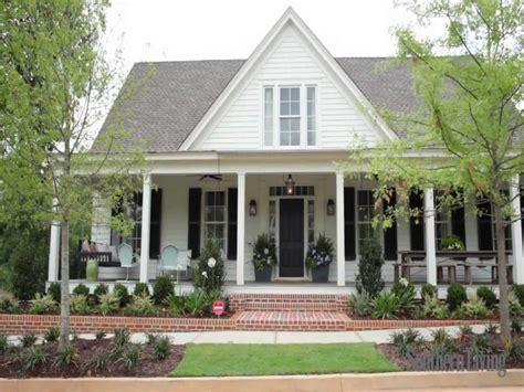 southern living home plans country southern house plans southern living house plans