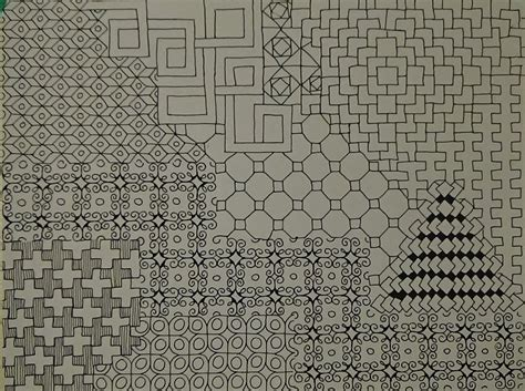 sketch paper pattern graph paper drawing youtube