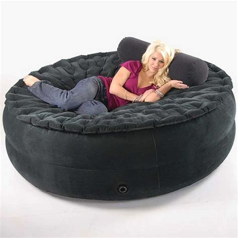 bed bean bag 25 best ideas about round beds on pinterest bedroom