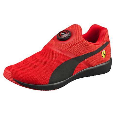 Ferrari Schuhe by Puma Red Ferrari Shoes Consumabulbs Co Uk