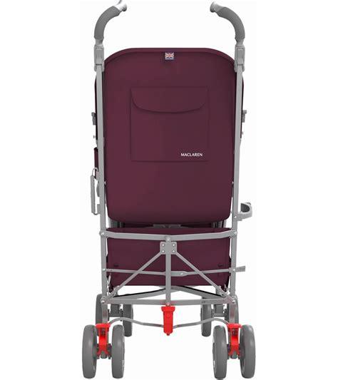 Stroller Maclaren Techno Xlr T1310 maclaren 2016 techno xlr stroller plum silver