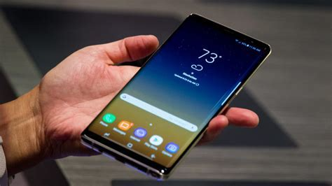 Samsung hoping Note8 lures buyers back