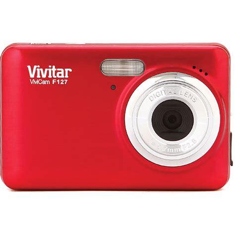 Vivitar 14 1mp Digital vivitar 14 1mp vivicam f127 digital vf127 box