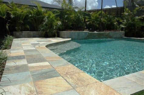 pool pavers copper quartzite pavers copper quartzite tiles copper