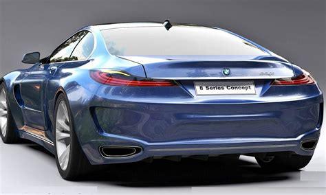 bmw  series concept auto bmw review